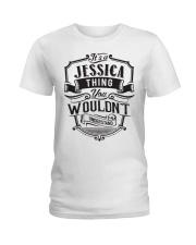 Jessica Jessica Ladies T-Shirt thumbnail
