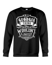 It's A Name - Georgia Crewneck Sweatshirt thumbnail