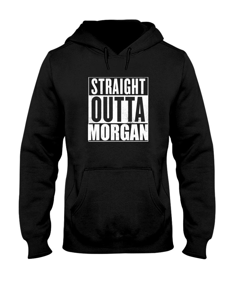 Morgan Morgan Hooded Sweatshirt