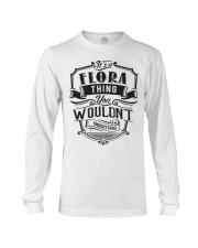 It's A Name Shirts - Flora  Long Sleeve Tee thumbnail