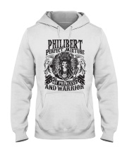 Philibert Philibert Hooded Sweatshirt front