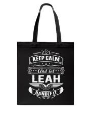 Leah Leah Tote Bag thumbnail