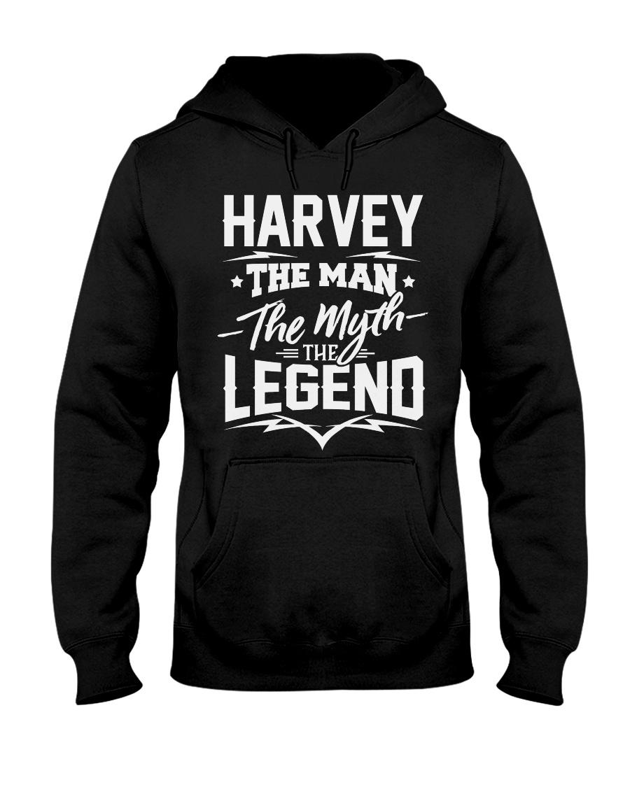 Harvey Harvey Hooded Sweatshirt