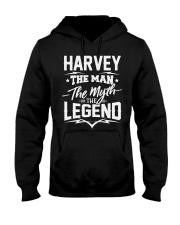 Harvey Harvey Hooded Sweatshirt front
