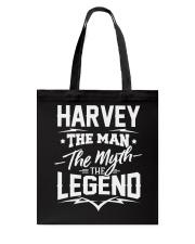 Harvey Harvey Tote Bag thumbnail