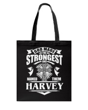Harvey Harvey Tote Bag thumbnail