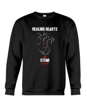 Cath lab shirts  Healing HeartsCath lab shirts Crewneck Sweatshirt thumbnail