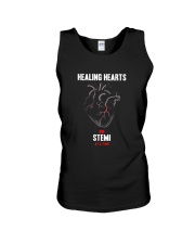 Cath lab shirts  Healing HeartsCath lab shirts Unisex Tank thumbnail