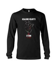 Cath lab shirts  Healing HeartsCath lab shirts Long Sleeve Tee thumbnail