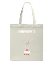 Cath lab shirts  Healing HeartsCath lab shirts Tote Bag thumbnail