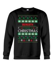 MEREDITH FAMILY CHRISTMAS THING SHIRTS Crewneck Sweatshirt tile