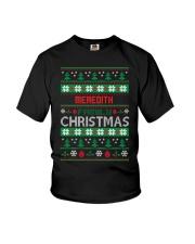 MEREDITH FAMILY CHRISTMAS THING SHIRTS Youth T-Shirt thumbnail