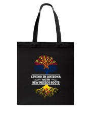 ARIZONA WITH NEW MEXICO SHIRTS Tote Bag tile