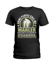 CALL ME MARLER GRANDPA THING SHIRTS Ladies T-Shirt thumbnail