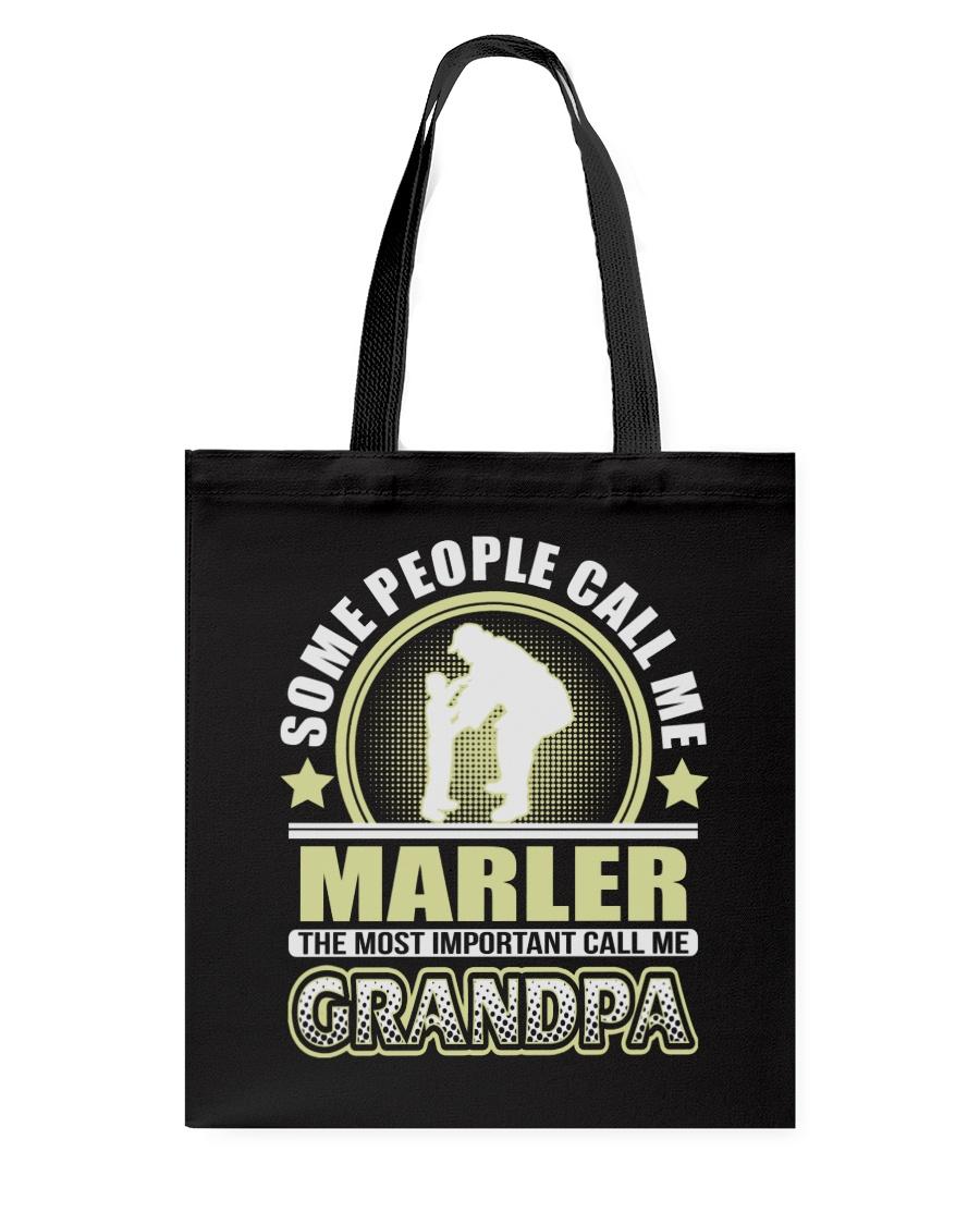 CALL ME MARLER GRANDPA THING SHIRTS Tote Bag