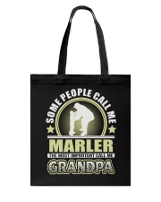 CALL ME MARLER GRANDPA THING SHIRTS Tote Bag thumbnail