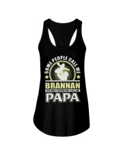 CALL ME BRANNAN PAPA THING SHIRTS Ladies Flowy Tank thumbnail
