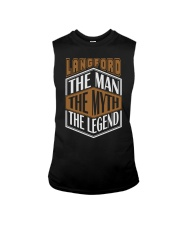 LANGFORD THE MYTH THE LEGEND THING SHIRTS Sleeveless Tee thumbnail
