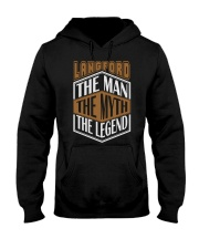 LANGFORD THE MYTH THE LEGEND THING SHIRTS Hooded Sweatshirt thumbnail