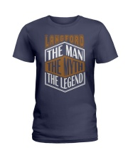 LANGFORD THE MYTH THE LEGEND THING SHIRTS Ladies T-Shirt front