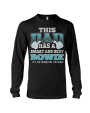 DAD HAS SEXY BOWIE THING SHIRTS Long Sleeve Tee thumbnail