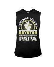CALL ME BOYNTON PAPA THING SHIRTS Sleeveless Tee thumbnail