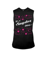 SNYDER FULL HEART THING SHIRTS Sleeveless Tee thumbnail