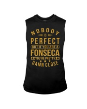 NOBODY PERFECT FONSECA NAME SHIRTS Sleeveless Tee thumbnail