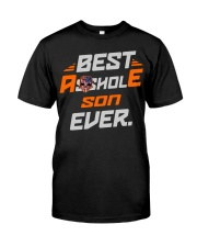 BEST ASSHOLE SON EVER NAME SHIRTS Premium Fit Mens Tee thumbnail