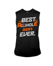 BEST ASSHOLE SON EVER NAME SHIRTS Sleeveless Tee thumbnail