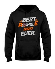 BEST ASSHOLE SON EVER NAME SHIRTS Hooded Sweatshirt thumbnail