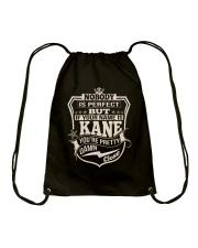 NOBODY PERFECT KANE THING SHIRTS Drawstring Bag thumbnail