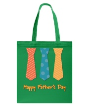 Happy Father's Day  Tote Bag front