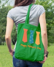 Happy Father's Day  Tote Bag lifestyle-totebag-front-5