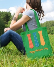 Happy Father's Day  Tote Bag lifestyle-totebag-front-6