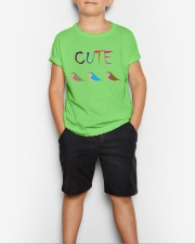 Cute Bird Youth T-Shirt lifestyle-youth-tshirt-front-1
