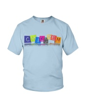 Children Letters Youth T-Shirt front