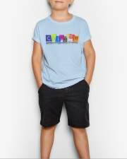 Children Letters Youth T-Shirt lifestyle-youth-tshirt-front-1