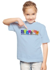 Children Letters Youth T-Shirt lifestyle-youth-tshirt-front-2