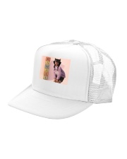 Japanese Kawaii-Cute Trucker Hat left-angle