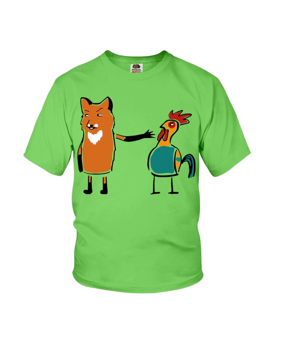 Bird Cock  Youth T-Shirt