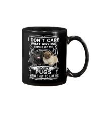 Pug T-shirt Want They To Like Me Mug thumbnail