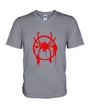 spidy V-Neck T-Shirt thumbnail