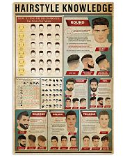 Hairstyle Knowledge 16x24 Poster front