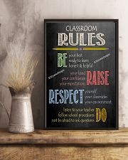 Classroom Rules 16x24 Poster lifestyle-poster-3