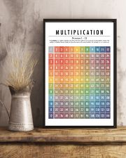 Multiplication 16x24 Poster lifestyle-poster-3