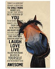 Horse 16x24 Poster front