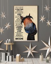Horse 16x24 Poster lifestyle-holiday-poster-1