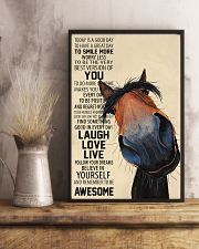 Horse 16x24 Poster lifestyle-poster-3