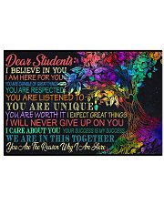 I Believe In You Horizontal Poster tile